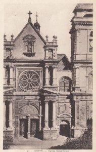 DIEPPE , France , 00-10s ; Eglise Saint-Remy