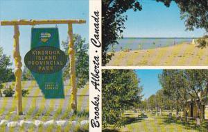 Canada Kinbrook Island Provincial Park Brooks Alberta