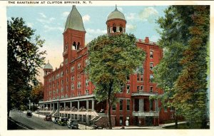 NY - Clifton Springs. Sanitarium