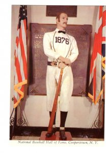 National Baseball Hall of Fame, Cooperstown, New York, Uniform 1876