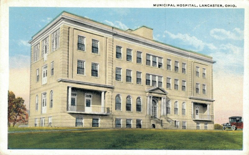USA Municipal Hospital Lancaster Ohio 03.66