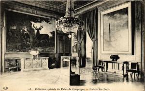 CPA  Collection  spéciale du Palais de Compiégne -Galerie des Cerfs (291337)