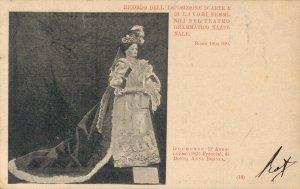 Italy - Ricordo Dell'esposizione D'Arte Di Lavori Femminili Roma 1899-1900 04.48