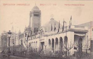 Exposition Universelle Bruxelles 1910, Fabrique d'Armes De Herstal, Bruxelles...