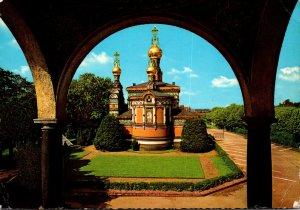 Germany Darmstadt Russische Kapelle