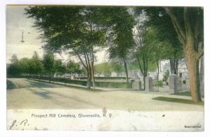 Benedict to Cranberry Creek, New York 1906 PC, Gloversville, Hand Colored
