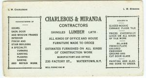 Charlebois & Miranda Contractors, Watertown NY