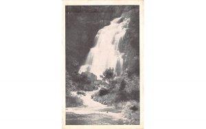 Falls Rock Hill, New York Postcard