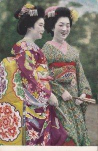 Japan Tokyo Beautiful Geisha Girls sk4098