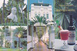 Singapore The Raffles Hotel