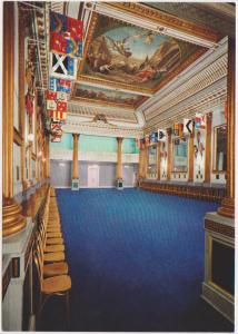 ST PATRICK'S HALL, DUBLIN CASTLE