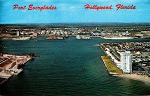 Florida Port Everglades Panoramic Views