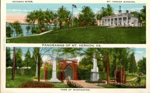 VA - Mount Vernon. Multi-View