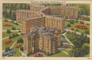 WASHINGTON, D.C. , 1953 ; Wardman Park Hotel