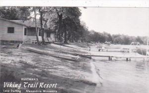 Minnesota Alexandria Hultman's Viking Trail Resort On Lake Darling