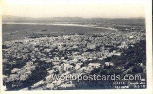 Haifa, Israel Unused