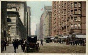 Dearborn Street - Chicago, Illinois IL