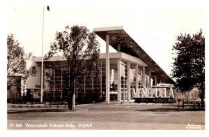 New York 1940 World's Fair Venezuela's Exhibit Bldg