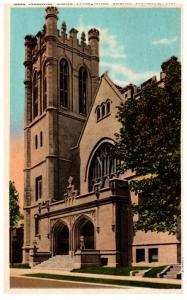 Indiana  Richmond , Reid Memorial United Presbyterian Church