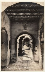 RP: Mission San Juan Capistrano, Orange County, California, 1930-40s