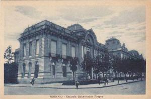 Escuela Gobernador Freyre, Rosario, Argentina, 1910-1920s