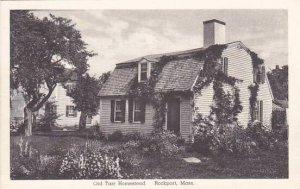 Massachusetts Rockport Old Tarr Old Tarr Homestead Albertype
