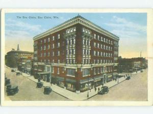 W-Border EAU CLAIRE HOTEL Eau Claire Wisconsin WI HQ4733