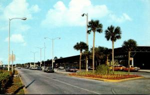 Florida Orlando Terminal Building Orlando International Jetport