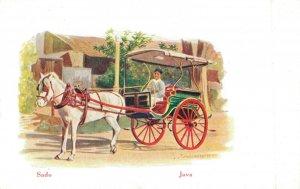 Indonesia Sado Java Dutch East Indies 04.72
