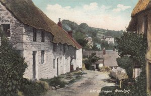 Newlyn , Cornwall , England, 00-10s : Old Cottages