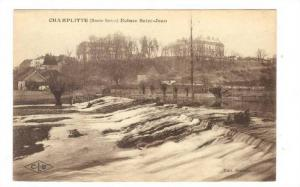 Ecluse Saint-Jean, Champlitte (Haute Saone), France, 1900-1910s