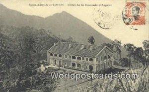 Hotel de la cascade d'Argent, Tam-Dao Tam-Dao Vietnam, Viet Nam Postal Used U...