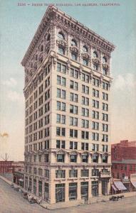 LOS ANGELES, California, 1900-1910´s; Union Trust Building