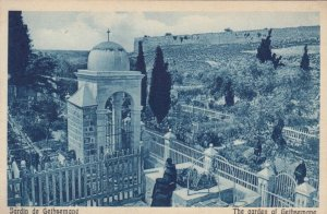 JERUSALEM, Israel, 10-20s; The Garden of Gethsemane