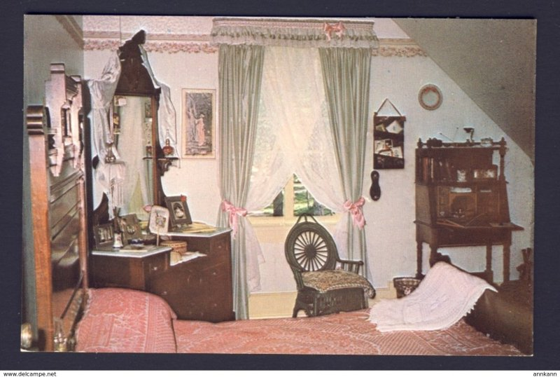 Kitchener Ontario - Boys' Bedroom occupied by William Lyon McKenzie King