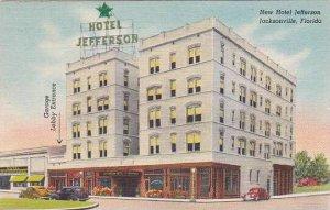 Florida Jacksonville New Hotel Jefferson
