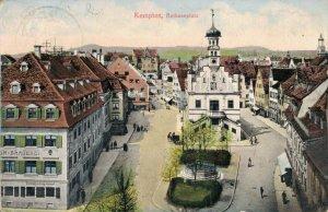 Germany Kempten Rathausplatz 03.23