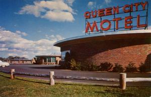 NH - Manchester. Queen City Motel