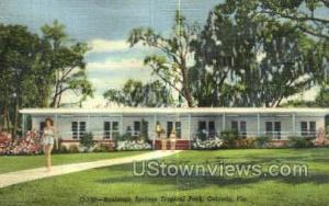 Sanlando Springs Orlando FL 1949