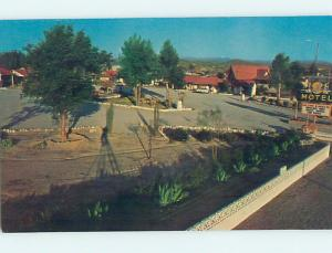 Unused Pre-1980 DOUBLE J MOTEL Wickenburg Arizona AZ n9258