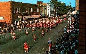 Maryland Cresfield Crab Derby Parade