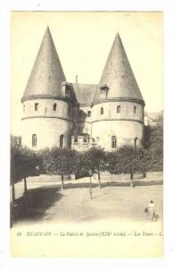 Le Palais De Justice, Beauvais (Oise), France, 1900-1910s