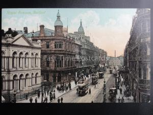 Northern Ireland BELFAST Royal Avenue Old Postcard by Valentine - 26317