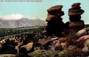 Colorado Garden Of The Gods Siamese Twins