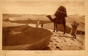 Egypt - Voyage across the desert