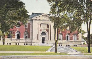 Public Library Utica New York Tucks