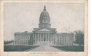 State Capitol, Topeka, Kansas, 1910-1920s