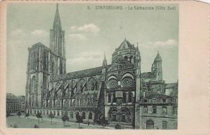 La Cathedrale Strasburg