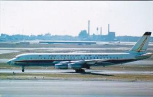 Eastern Airlines Douglas DC8-21 Golden Falcon