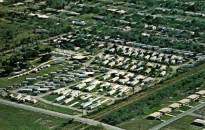 Brownsville, Texas - The Honeydale Mobile Home Park - in the 1970s